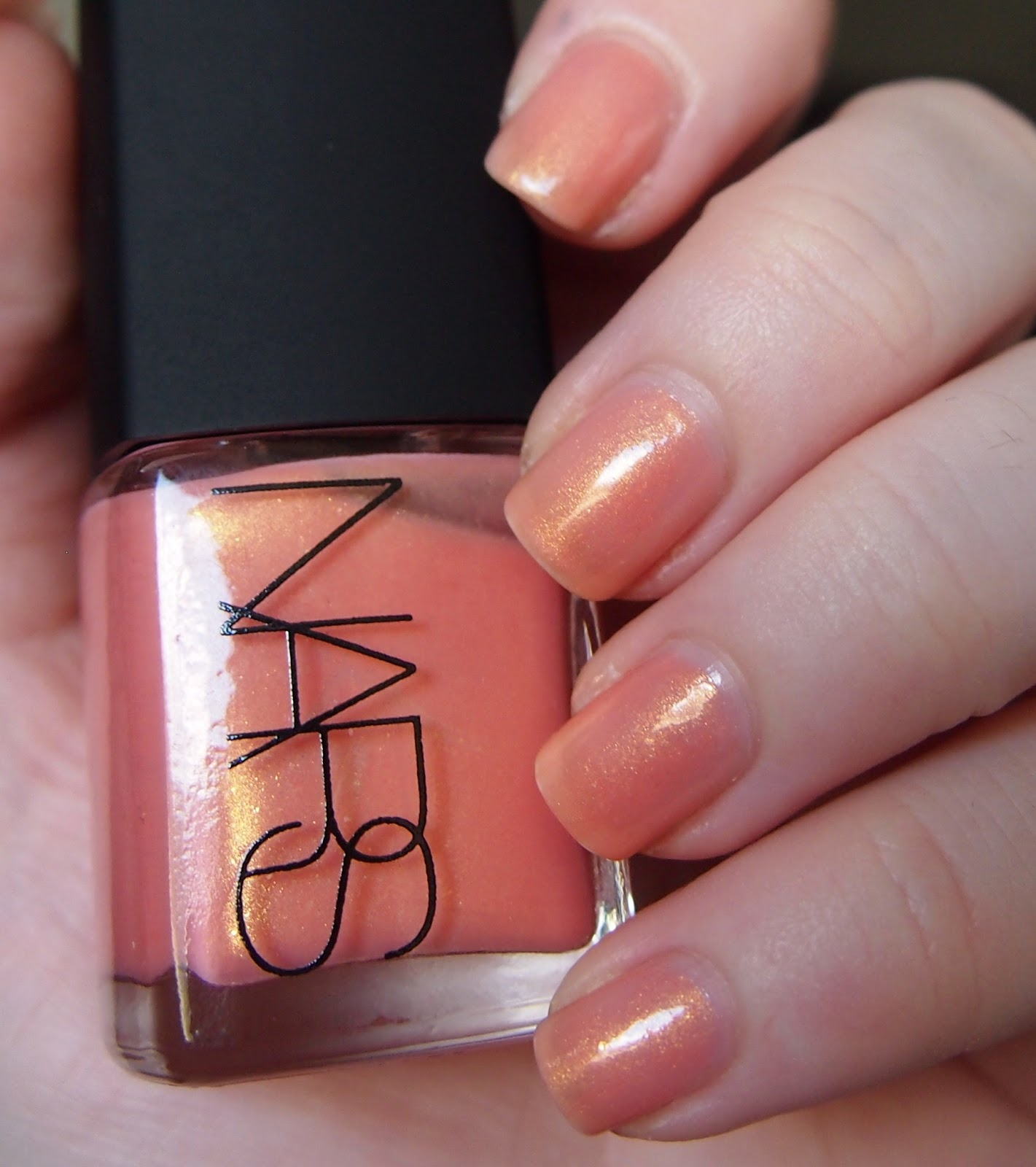 Current Obsession: NARS Orgasm - Adore A Polish: A simple beauty blog