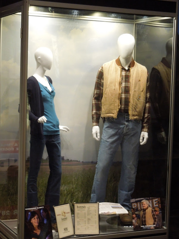 Original Promised Land costumes