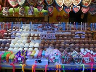 Mercados de Navidad de Luxemburgo