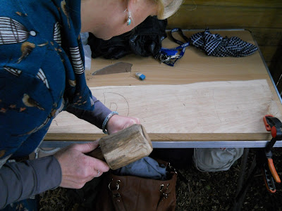 Bristol wood carving lessons