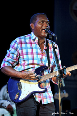 Robert Cray festival blues bejar