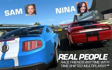Real Racing 3 Data