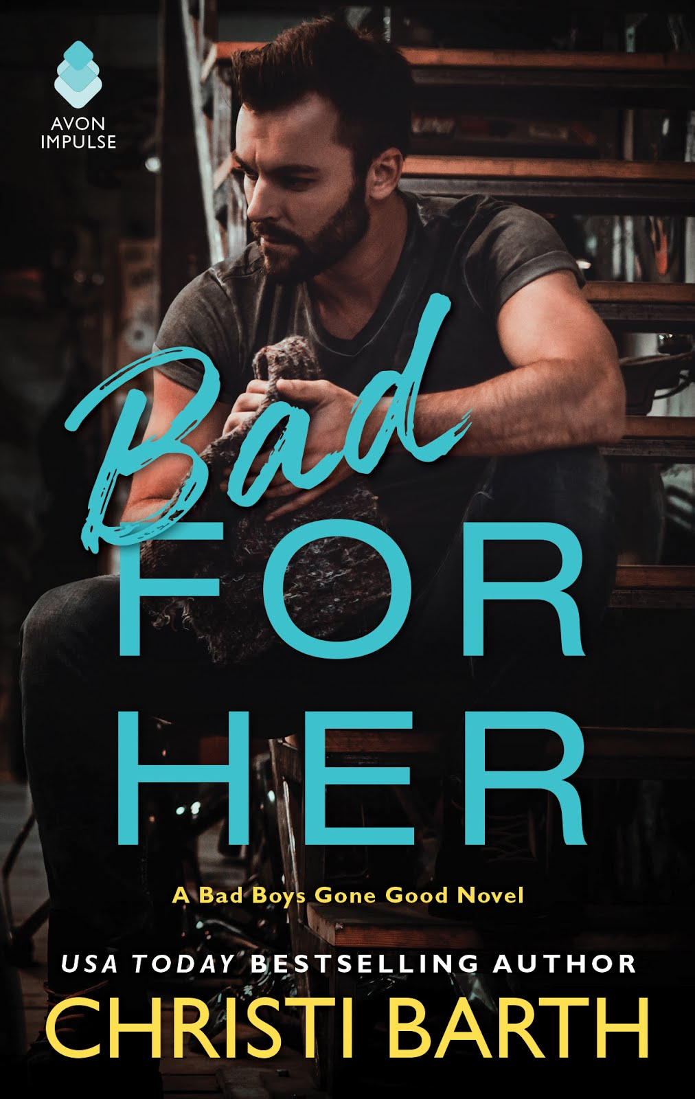Book 1, Bad Boys Gone Good Series
