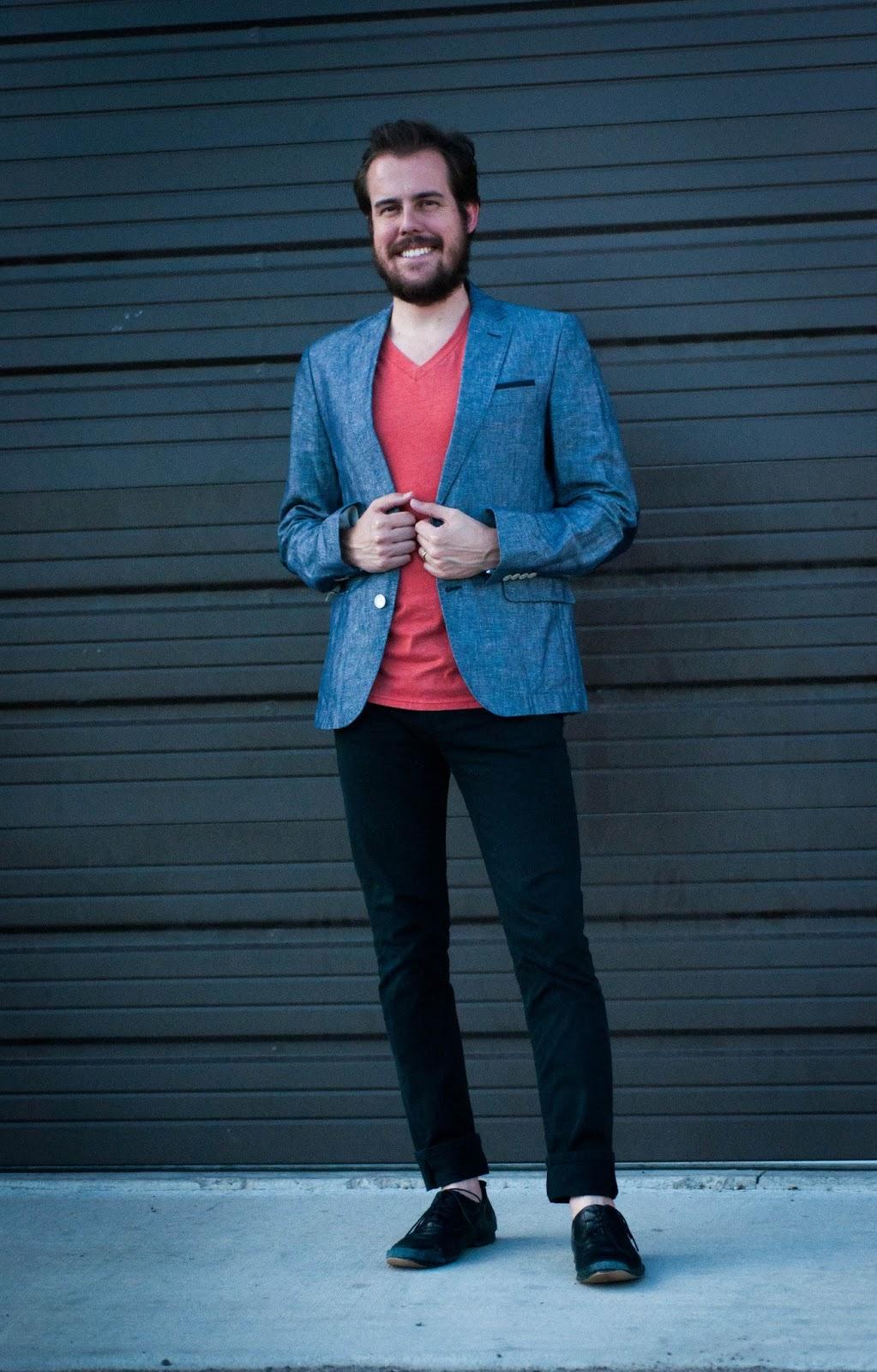 ootd, levis 511, zara blazer, urban outfitters mens wear, mens style blog, mens fashion blog