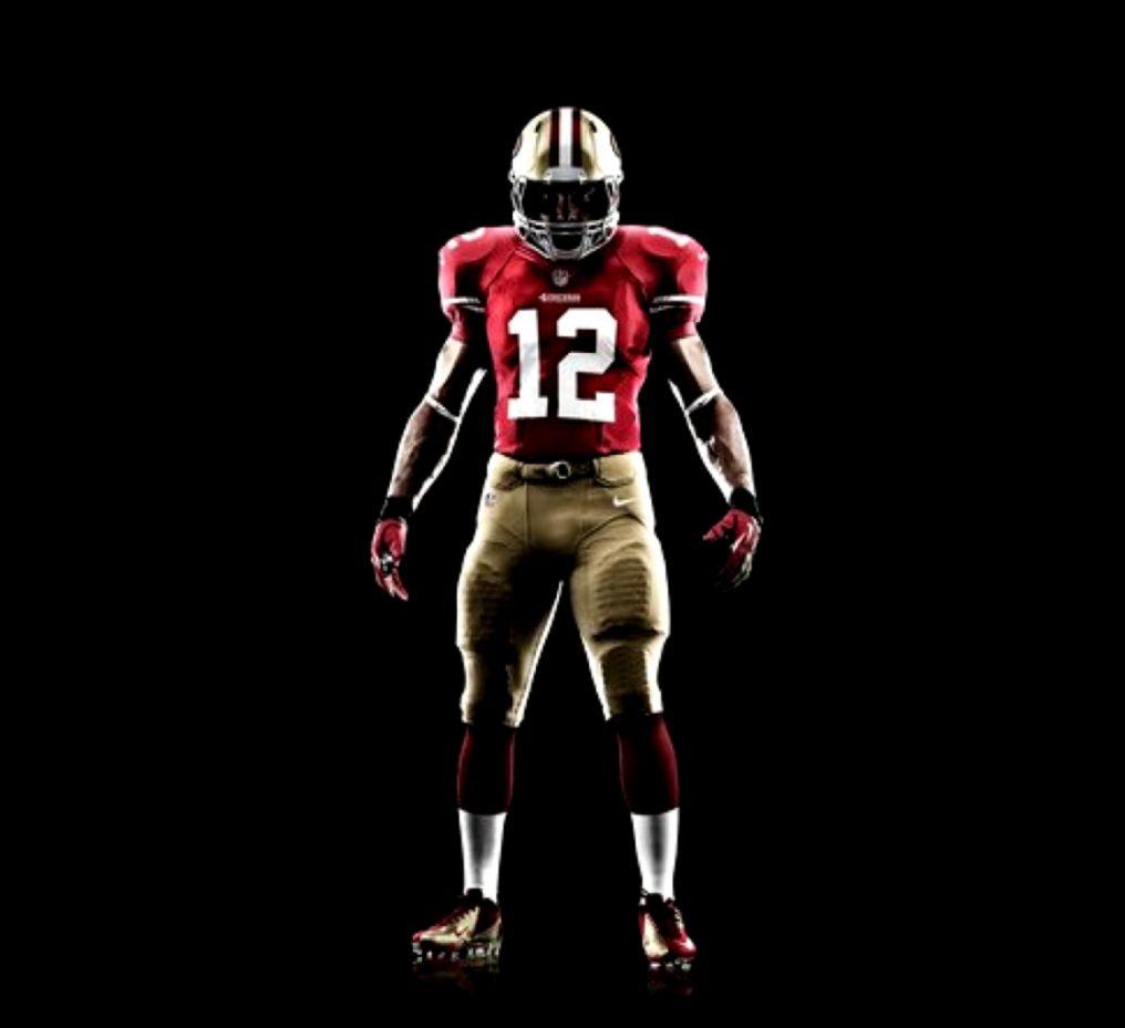 San Francisco 49ers Uniforms Revealed Nike Unveils New NFL