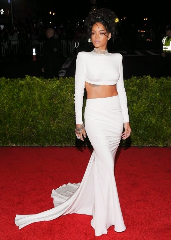 6 Red Carpet Fashions at the 2014 Met Gala