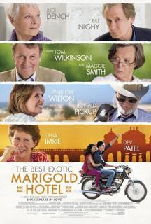 descargar El exótico Hotel Marigold – DVDRIP LATINO