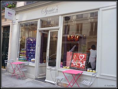 Synie's Cupcake, 23 rue de l'Abbé Grégoire Paris 6