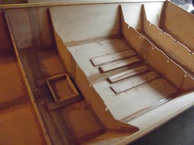 Boat Plans Aluminium   Kevins Garvey Progress ~ Sail Boat ...