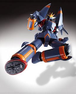Bandai Super Robot Chogokin Gunbuster