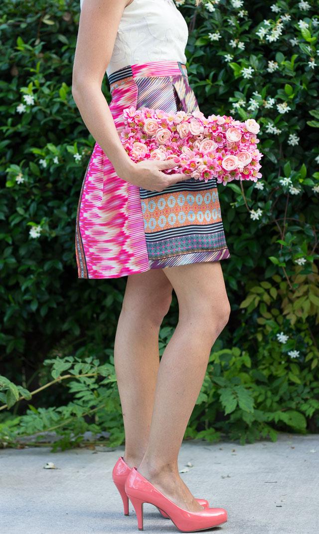flower-purse