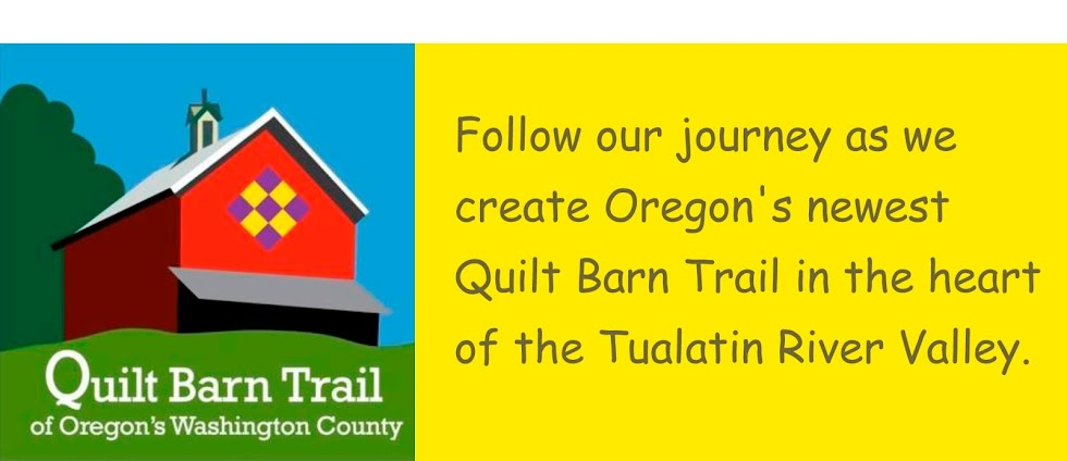 Quilt Barn Trail of Oregon's Washington County