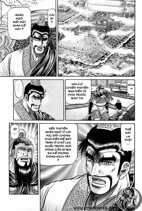 Chú bé rồng-Ryuuroden chap 37 Trang 28 - Mangak.info