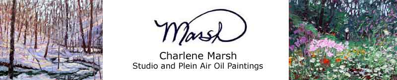 Charlene Marsh Oil Paintings