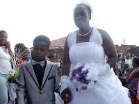 upacara pernikahan bocah 8 tahun