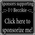 Sponsors supporting ._:::- I ♡ Beccikie -:::_. Click here to sponsorize me!