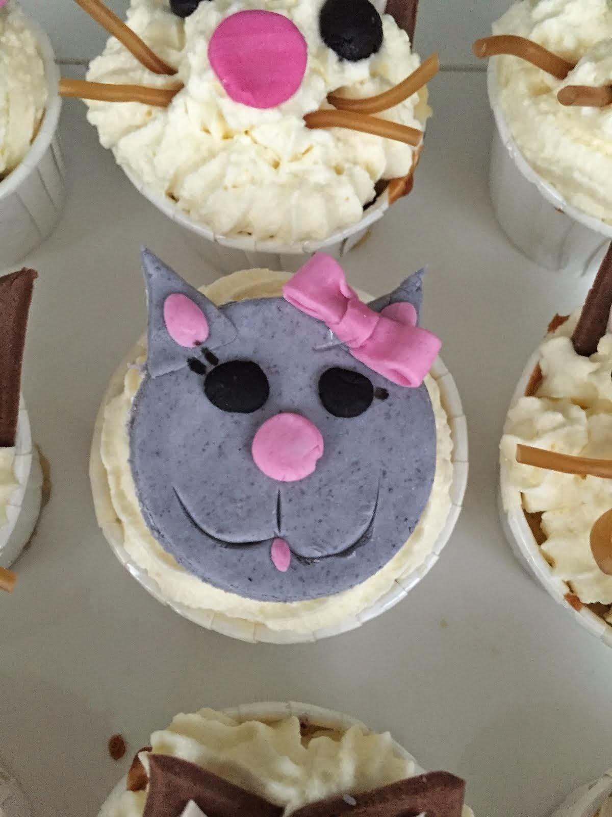 Kattcupcakes