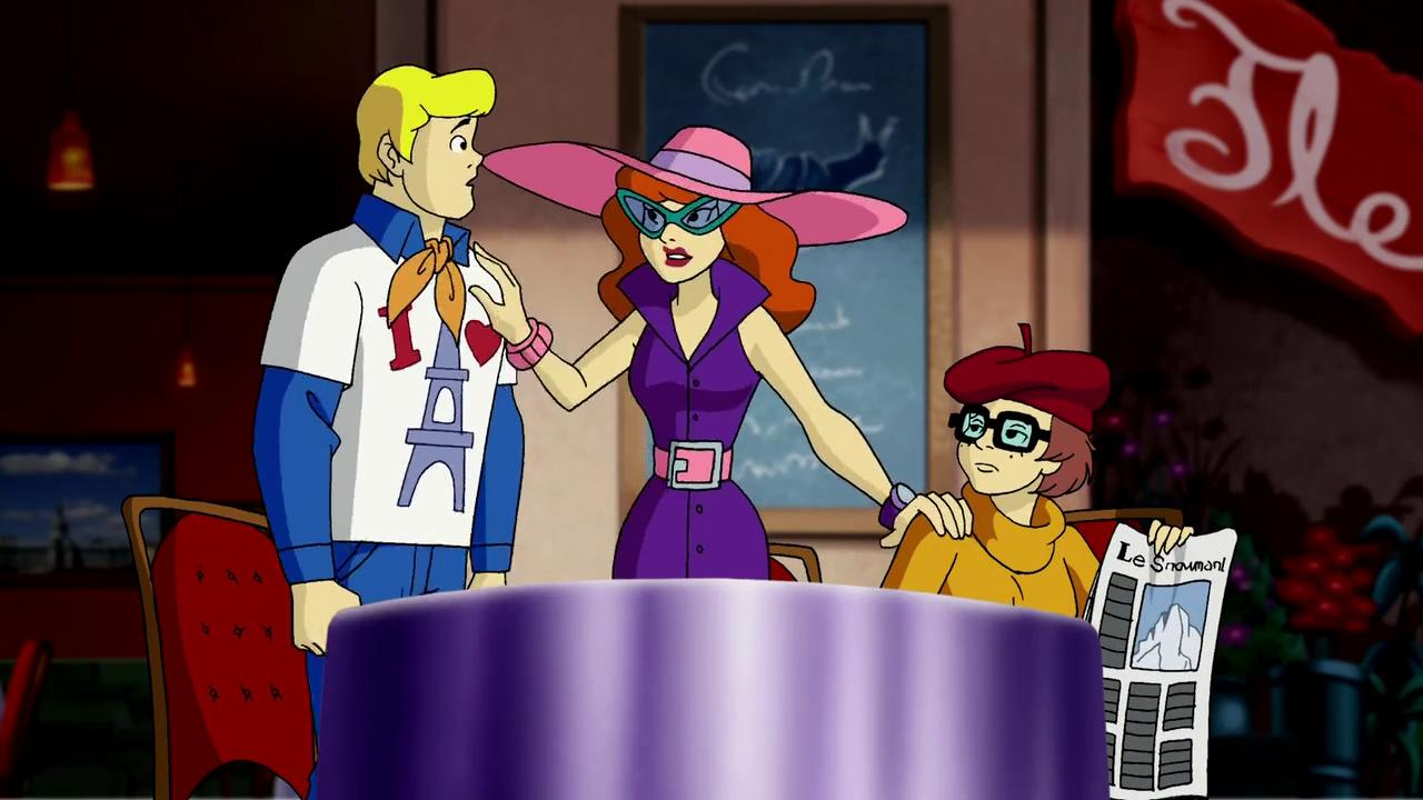 Watch Online Chill Out Scooby Doo 2007 In Hindi English Dual Audio Bluray 720P