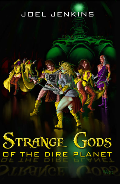ALL PULP: STRANGE GODS AND SWEET DISCOUNTS!