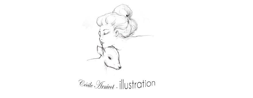 Cécile Arnicot - illustration