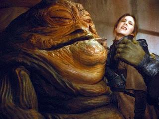 kiss of Jabba
