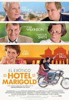 El exotico Hotel Marigold (2011) online y gratis