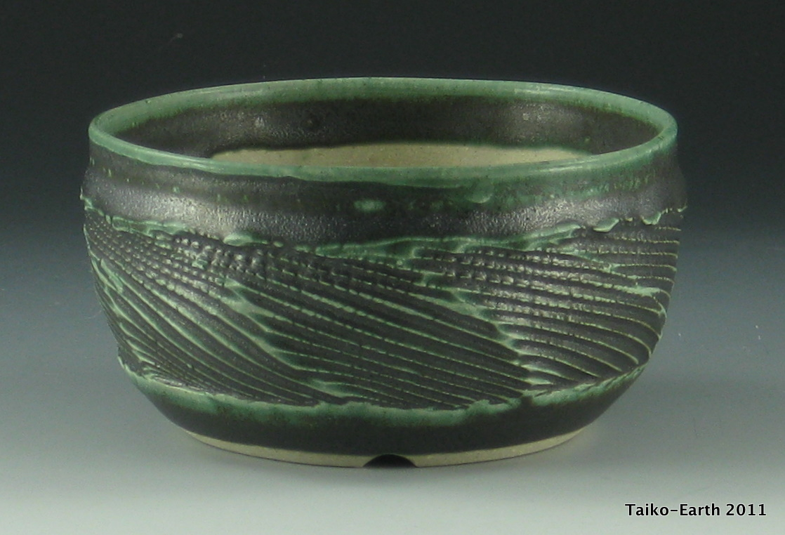 Taiko Earth Pottery January 2012