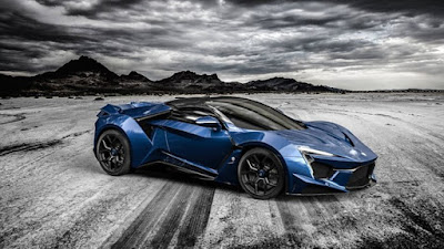 Fenyr SuperSport Mobil Sport Mewah dari Dubai