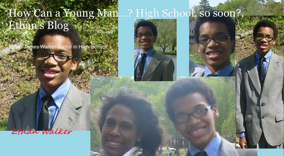 Middle school blog header
