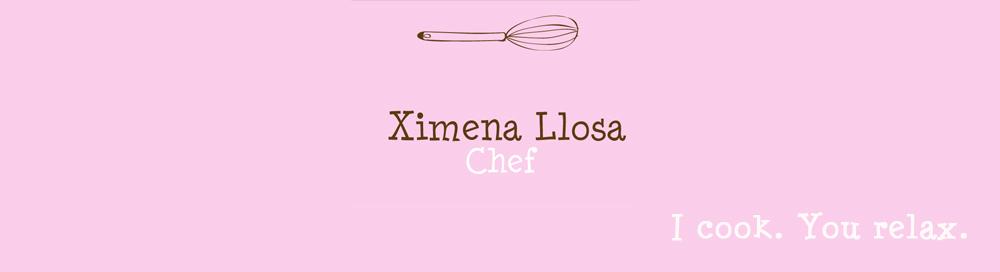 Ximena Llosa Chef