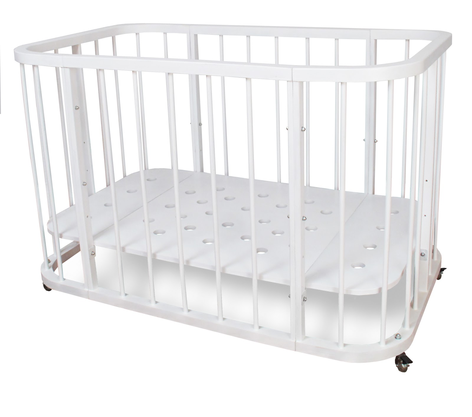 Baby piac cuna steps - Cuna que se convierte en cama ...