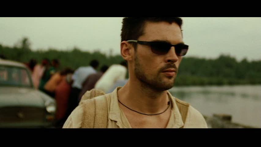 Karl Urban Bourne Identity