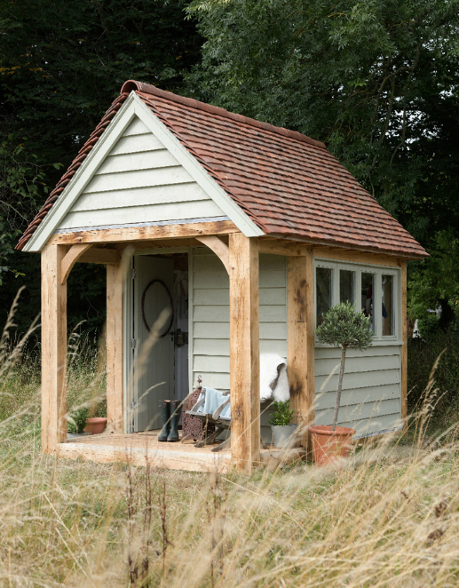 Bluemopheads garden shed project underway for Shed project