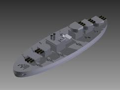 Crusader class Dreadnought