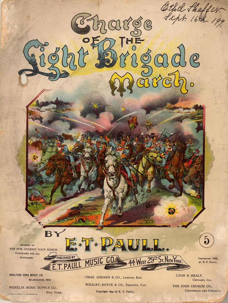 Charge of the Light Brigade March
