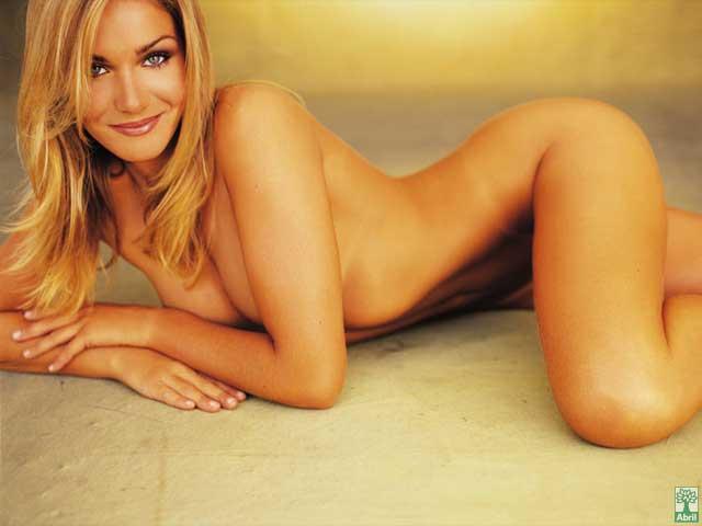 Revista Playboy Luize Altenhofen Garota Da