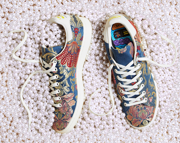 Fashion Attacks Pharrell Williams X Adidas Originals Jacquard Pack