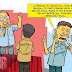 Mahathir & DAP : Dulu Chauvanis, Kini Cium Mulut