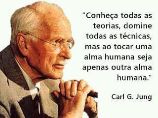 Mensagem de Jung...