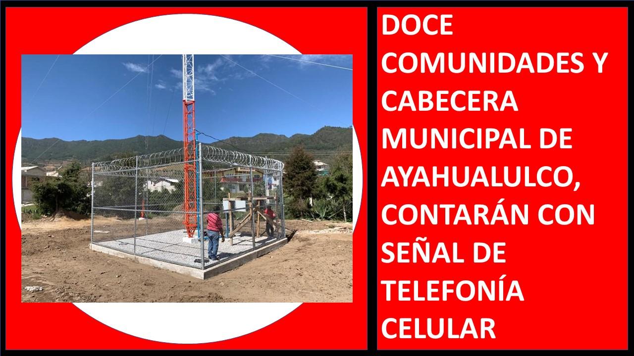 DOCE COMUNIDADES Y CABECERA