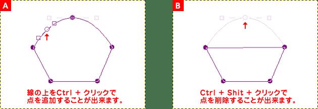 パスの調整の仕方④