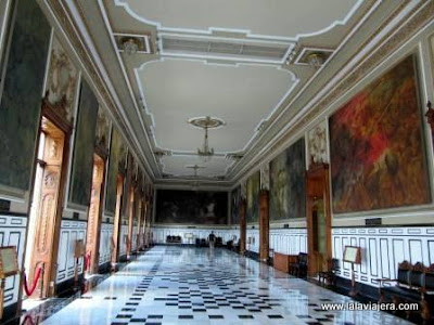Salon Palacio Gobierno Merida, Yucatan