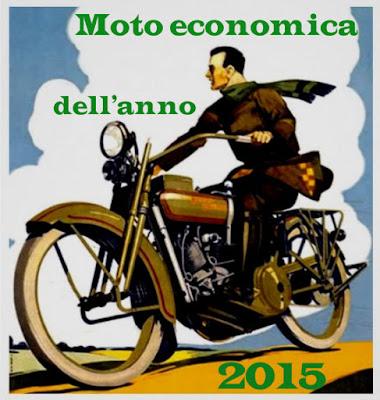 Moto Economica dell'Anno edizione 2015