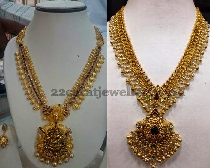 Kundan and Uncut Diamond Long Sets