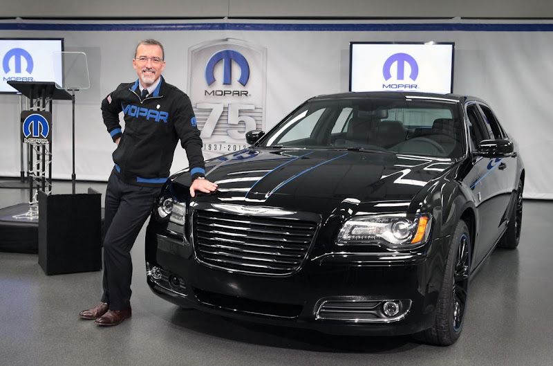2012 Mopar Performance Chrysler 300