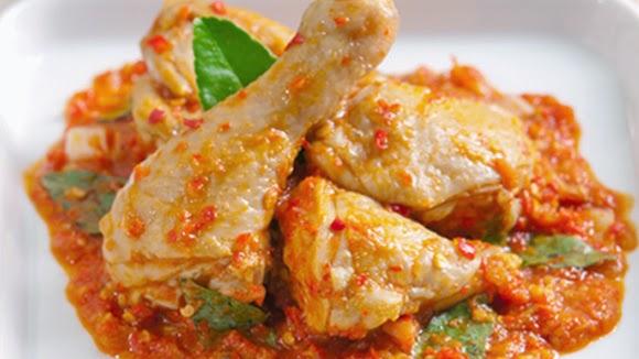 Resep Masakan Praktis Ayam Rica-Rica Khas Menado