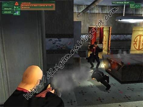 Free Download Games - Hitman Codename 47