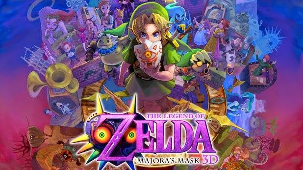 Programa 8x26 (07-05-2015) 'The Legend of Zelda: Majora's Mask' MajorasMask3D