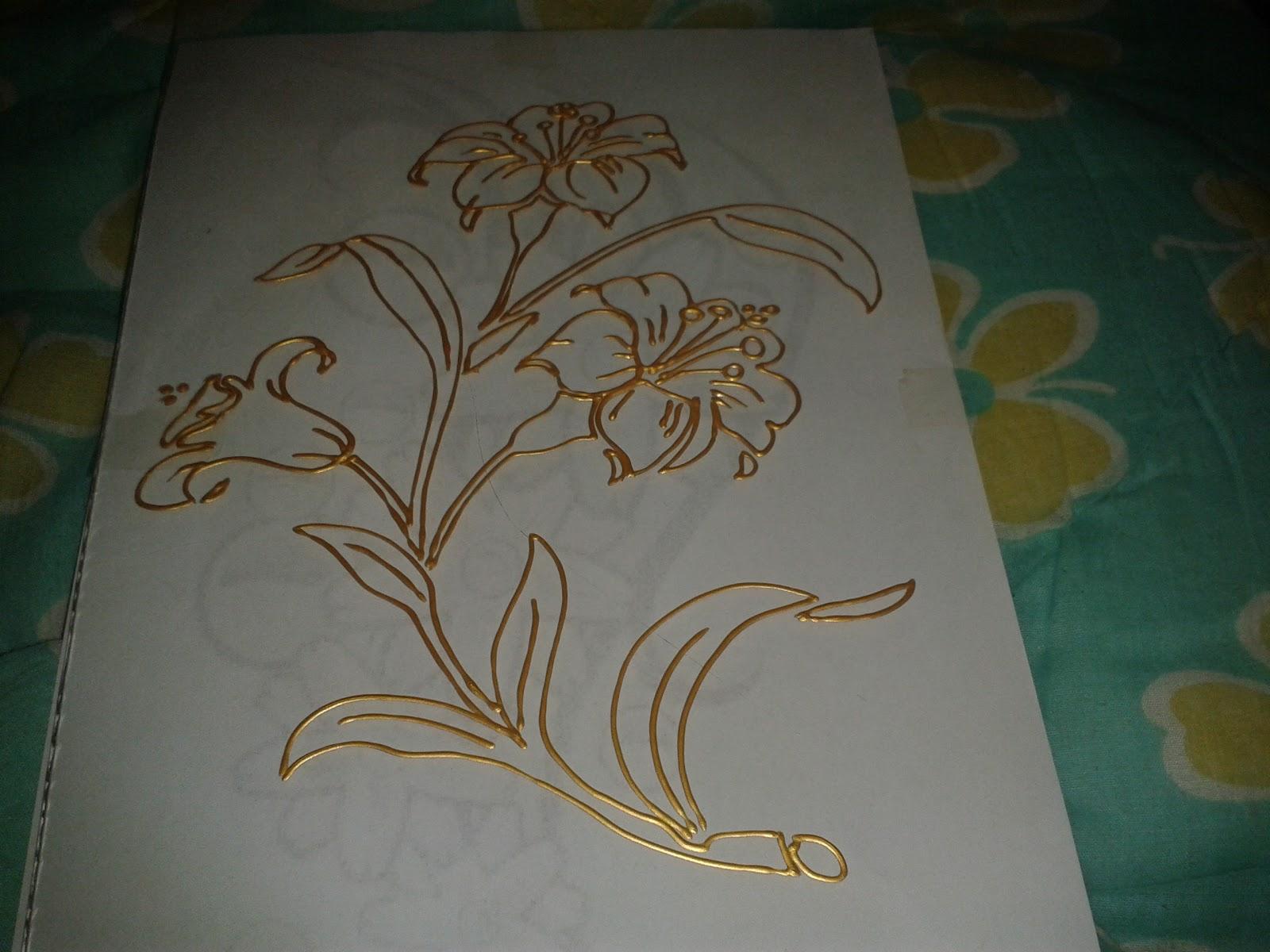 Peindre tableau sur verre tape par tape - Peindre sur de la peinture brillante ...