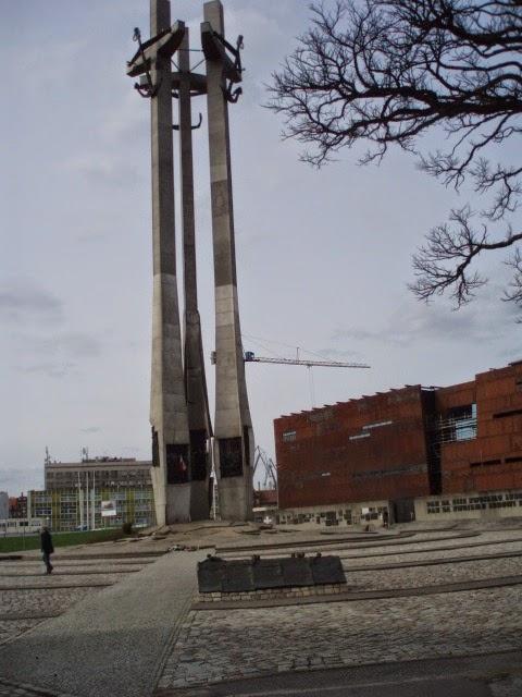 Denkmal vom Aufstand